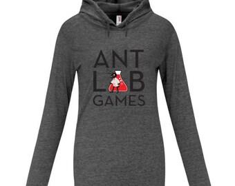 Ant Lab Women's Lightweight Hoodie