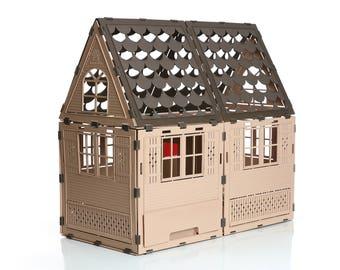 Cat Window House // Enclosure // Catio // Hidden Cat Litter Box /  sc 1 st  Etsy & Cat litter box   Etsy Aboutintivar.Com