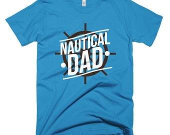 Nautical Dad Short-Sleeve T-Shirt