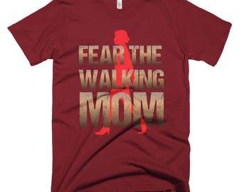 Walking Mom Short-Sleeve T-Shirt