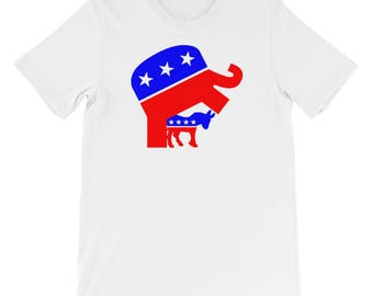 Political Men's Shirt