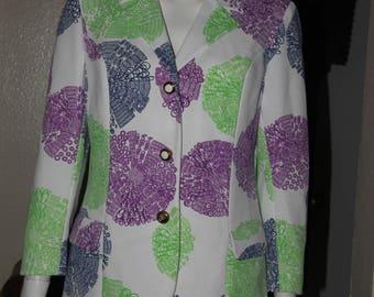HOOPER 1989 Coat Women Size Medium Runway Jacket Winter Blazer Size M