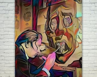 Salvador Dali - Salvador Dali Poster,Salvador Dali  Art,Salvador Dali Print,Salvador Dali Poster,Salvador Dali Merch,Salvador Dali Wall Art,