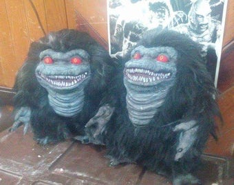 Critters movie doll real lifesize. Price per unit