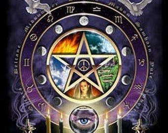 Opening your third eye ritual spell
