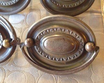 antique drawer pulls furntiture