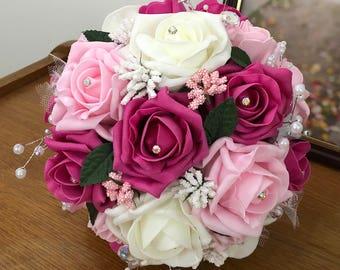 Jeslyn Bridal Bouquet S