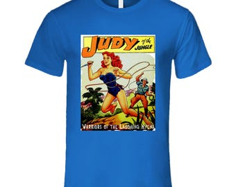 Judy Of The Jungle T Shirt