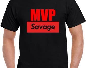 Mvp Savage T Shirt