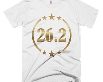 Marathon Running 26.2 T-Shirt