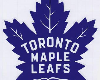 NHL - Toronto Maple Leafs Vinyl Decal