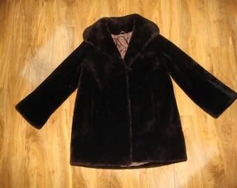 Women's Fur Coat. /Vintage/Italian