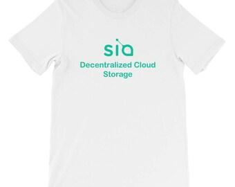 Sia Cloud Storage Short Sleeve
