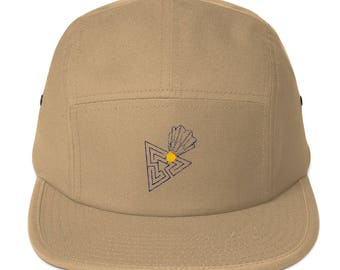 KC Nelson Five Panel Cap