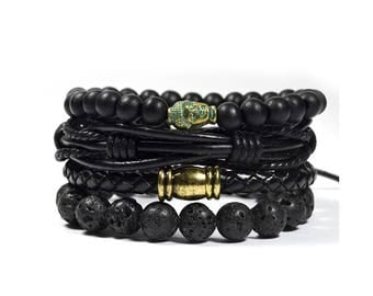 The Raider Bracelet Set