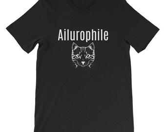 Ailurophile Short-Sleeve Unisex T-Shirt