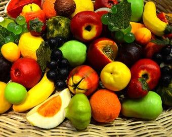 25 Fruit Soaps