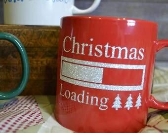 Christmas Loading Mug