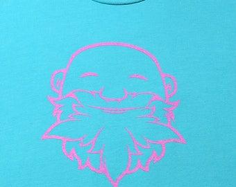 Men's Coda T Shirt (Party Blue)