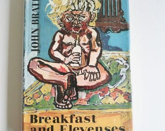 Breakfast and Elevenses by John Bratby *First Edition*