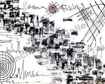 Creative art, Painting, Art, Illusion,