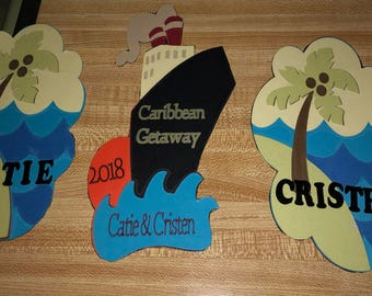 Cruise Door Magnets