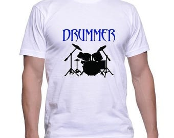 Tshirt for a Drummer