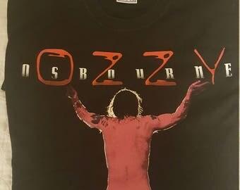 Vintage Ozzy osbourne t shirt