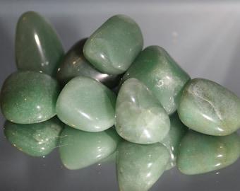 Green Aventurine Tumbled Stone