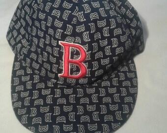 Boston Dark Blue Baseball Cap