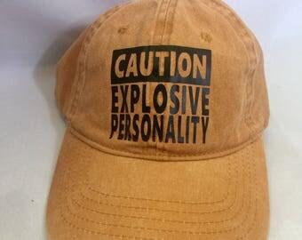 Caution !