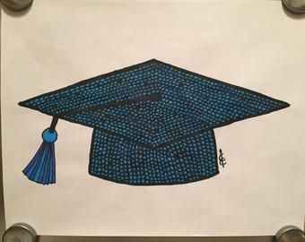 Graduation Cap / Savings Tracker / Debt Payoff Tracker / Fitness Tracker / Goal Coloring Sheet
