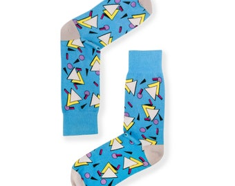 I Heart 80s Unisex Pop Sox - The Perfect Gift for all Socks Lovers!