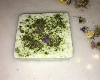 Lavender Euclpyptos & Shea-butter soap