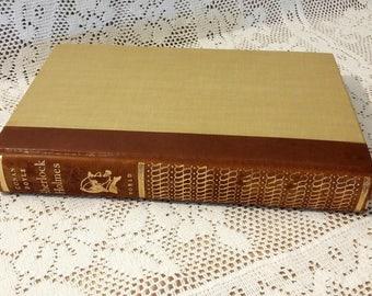 Vintage Sherlock Holmes Book by Sir Arthur Conan Doyle