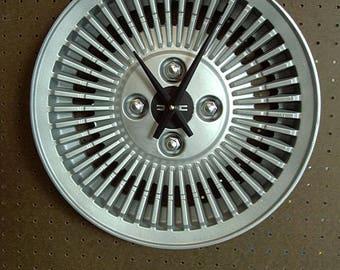DeLorean Wheel Clock