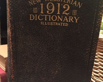 New Wesbterian Dictionary ( illustrated trade mark)