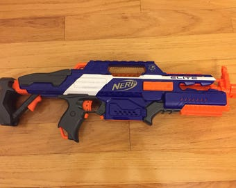 Fully modified Rapidstrike rewired and Lipo ready. Fully customizable, read entire description.