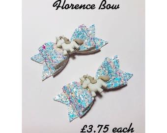Unicorn Treasure Florence Bow