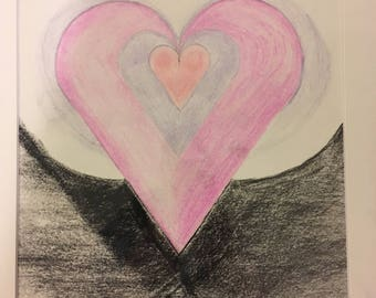 Healing Heart #4
