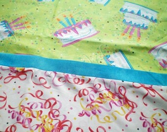 Happy Birthday Children's Pillowcase