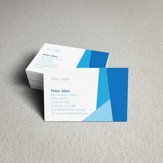 Shapes business card like this item reheart Choice Image