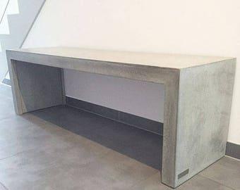 Bench in Concrete