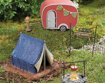 Fairy Garden Camping Set