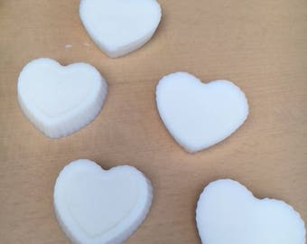 2 Handmade Large Soy Wax Tarts - Beautifully Scented - Designer Scents