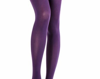 Colorful Tights - Opaque/Fishnet/Crystallized