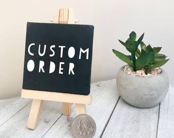 "Custom | Original Mini | 2.5""x2.5"""