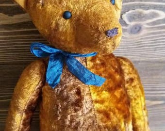 Teddy Bear vintage plush TO ORDER Artist Teddy Bear OOAK