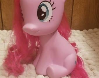 Pinkie Pie - MLP - My Little Pony - Styling Head