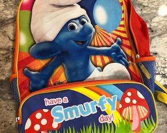 Smurfs Backpack